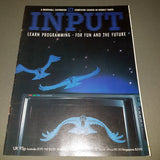 INPUT Magazine  (Volume 1 / Number 36)