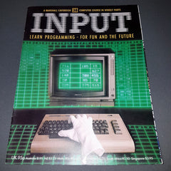 INPUT Magazine  (Volume 1 / Number 38)