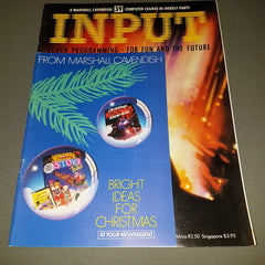 INPUT Magazine  (Volume 1 / Number 39)