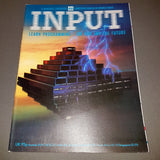 INPUT Magazine  (Volume 1 / Number 46)