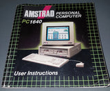 Amstrad PC 1640 User Guide