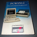 Amstrad PCW 9512 User Guide