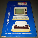 Amstrad PCW 8256 / 8512 User Guide