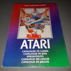 Atari - Catalogue Of Games