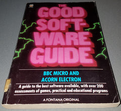 The Good Software Guide For The BBC & Acorn Electron