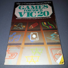 Games For Your VIC 20