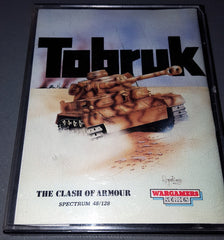 Tobruk - The Clash Of Armour