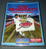 Peter Beardsley's International Football