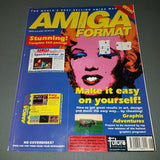 Amiga Format Magazine - Issue No. 35, June 1992