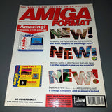 Amiga Format Magazine - Issue No. 36, July 1992