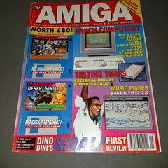 CU Amiga Magazine (May (Year Not Listed!))