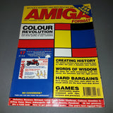 Amiga Format Magazine - Issue No. 17, December 1990