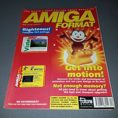 Amiga Format Magazine - Issue No. 33, April 1992