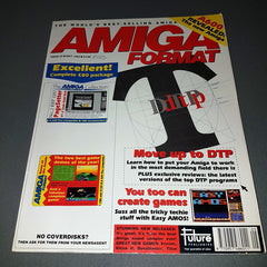 Amiga Format Magazine - Issue No. 34, May 1992