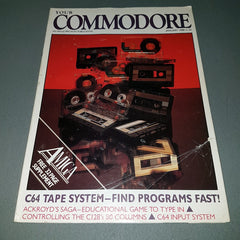 Your Commodore Magazine (January 1988)