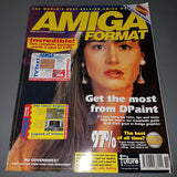 Amiga Format Magazine - Issue No. 40, November 1992