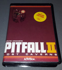 Pitfall II - The Lost Caverns