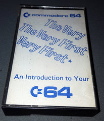 The Very First (Includes Commodore Christmas Demo)