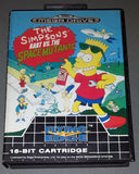 Bart Simpson Vs. The Space Mutants