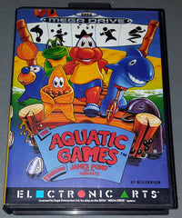 The Aquatic Games Starring James Pond
