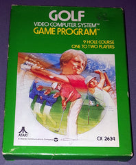 Golf for Atari 2600 / VCS