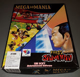 Megalomania / First Samurai   (Compilation)