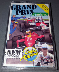 Grand Prix Simulator