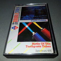 K-Tel Double-Sider - 6102   (Compilation)