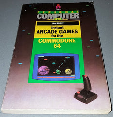 Instant Arcade Games For The Commodore 64