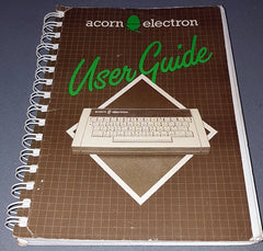 Acorn Electron User Guide