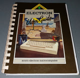 Acorn Electron User Guide (Later Design)