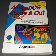Amiga DOS  Inside & Out - Revised Edition
