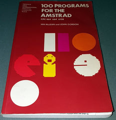 100 Programs For The Amstrad CPC 464 664 6128