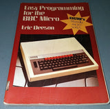Easy programming For The BBC Micro