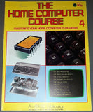 The Home Computer Course (Issue 4)