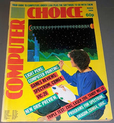 Computer Choice  (March 1984)