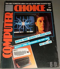 Computer Choice  (April 1984)