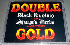 Double Gold - Black Fountain + Sharpe's Deeds   (Compilation)