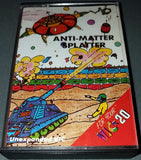 Anti-Matter Splatter