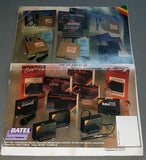 Datel Brochure/Product Catalog for the Commodore 64 /128 Range