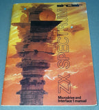 ZX Spectrum Microdrive and Interface 1 Manual
