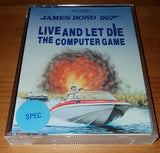 James Bond 007 - Live And Let Die