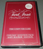 Trivial Pursuit - Uniload Question Pack - Baby Boomer Edition
