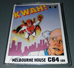Kwah! for C64 / 128