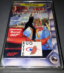 James Bond 007 - A View To A Kill