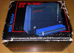 16K Ram pack for the ZX81 (BOXED)