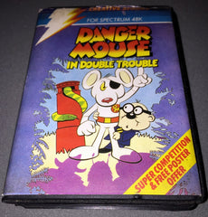 Danger Mouse in Double Trouble  (Faulty?) - TheRetroCavern.com  - 1