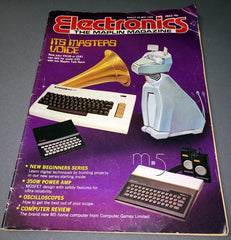 Electronics Magazine  (March to May 1983)