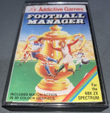 Football Manager  (Alternative Inlay)