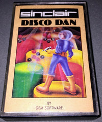 Disco Dan - TheRetroCavern.com  - 1